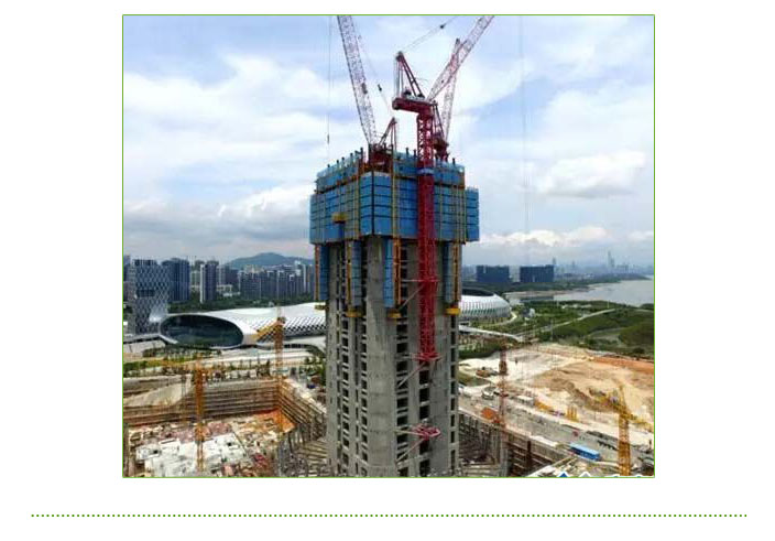 深圳华润春笋钢结构建筑