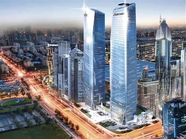 武汉环球贸易中心