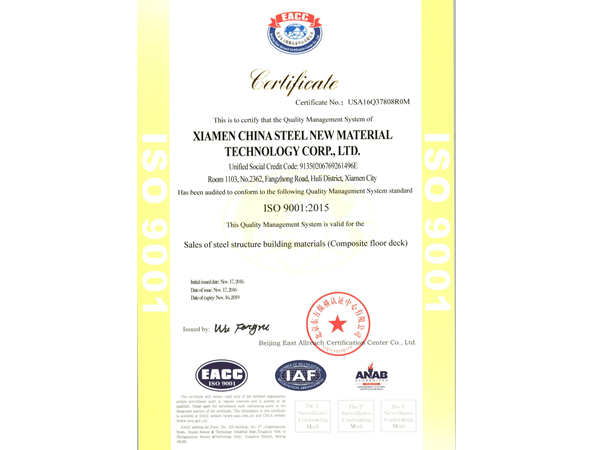 ISO质量管理体系(英文版)