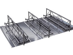 <b>TD4型钢筋桁架楼承板</b>