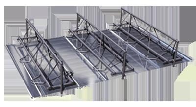 TD3钢筋桁架楼承板