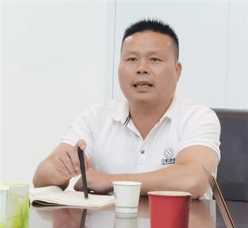 中构新材董事长杨培顺