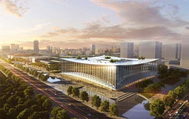 西安丝路国际会议中心