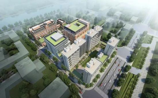 上海前滩10-01地块项目