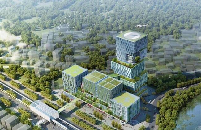 深圳建科院未来大厦
