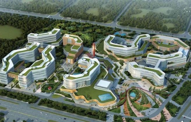 上饶国际精准医疗中心