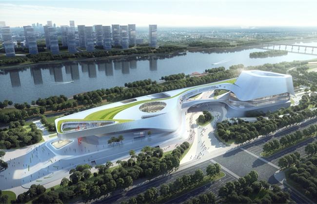 西安城市展示中心(长安云)