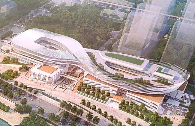 福州长乐三馆三中心
